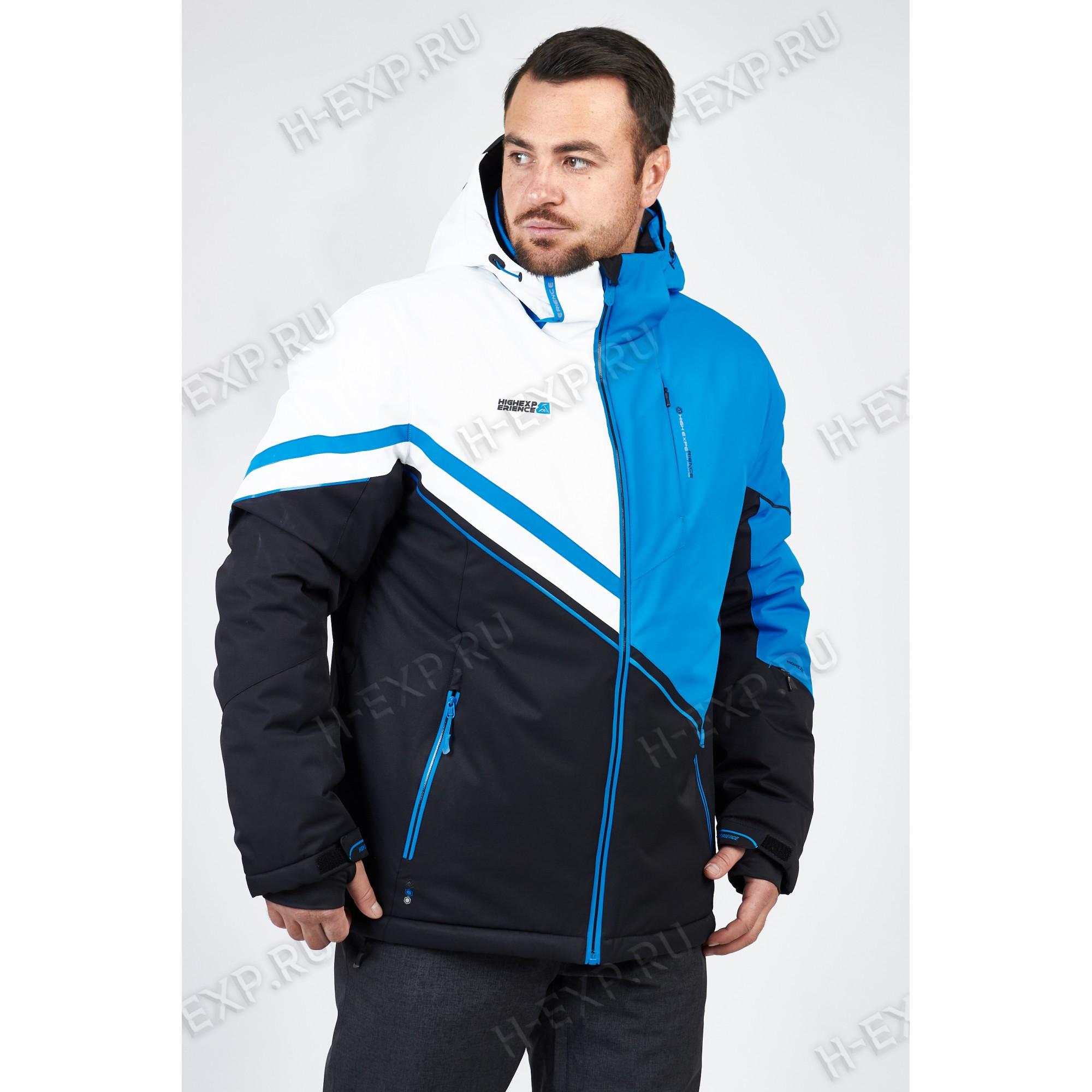 Куртка мужская High Experience 1178 (1001) Голубой