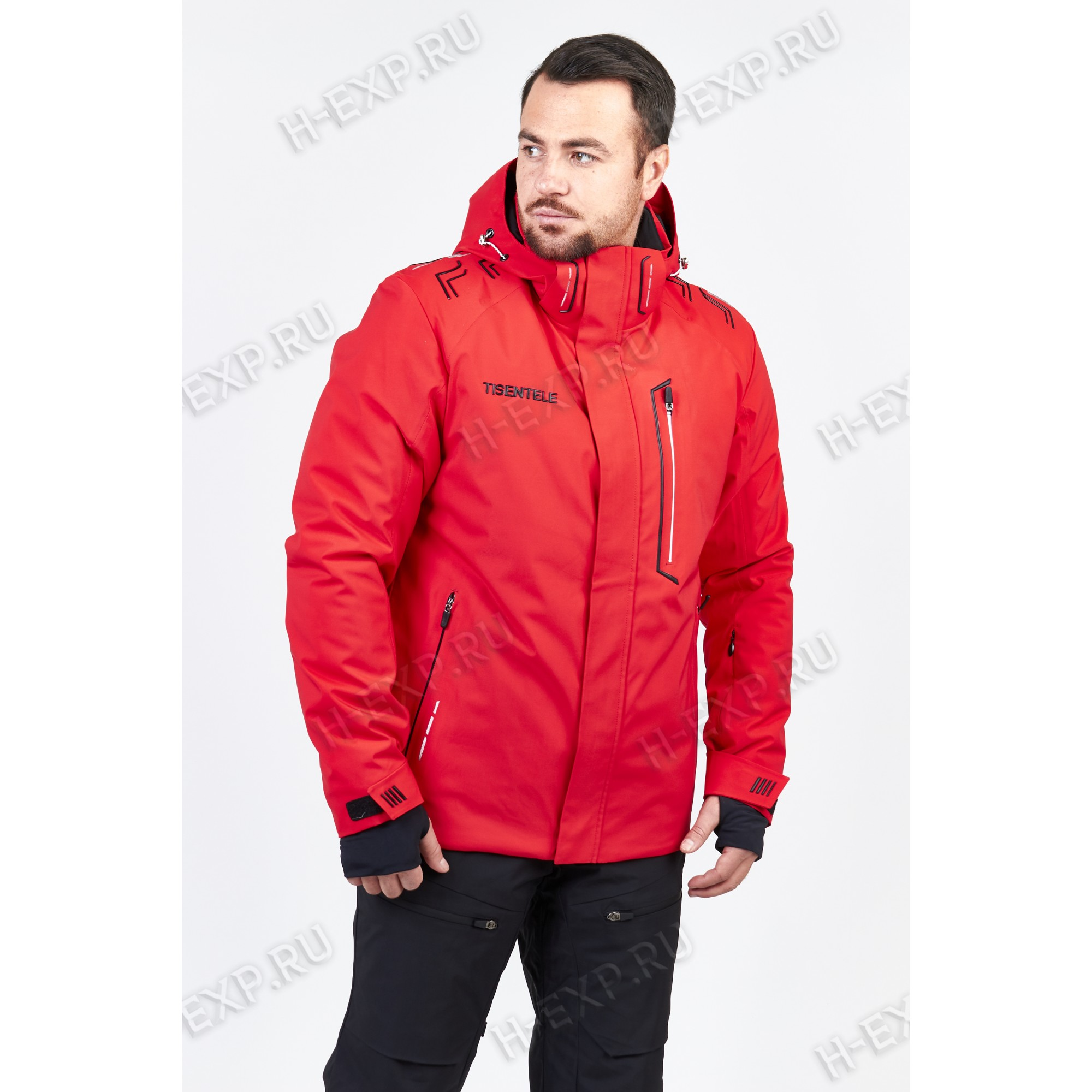 Куртка мужская WHS 510043 (R01) Красный