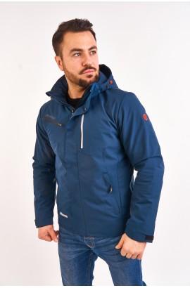 Куртка весна-осень мужская WHS 611307 (L20) Джинс