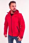 Ветровка весна-осень мужская WHS 311105 (R10) Красный