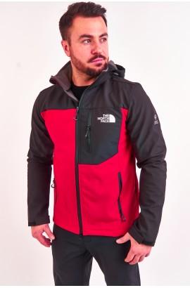 Куртка весна-осень мужская The North Face 8021 Красный