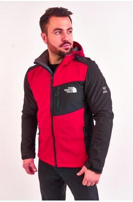 Куртка весна-осень мужская The North Face 8020 Красный