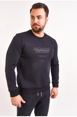 Толстовка мужская High Experience 0241 (0) Черный