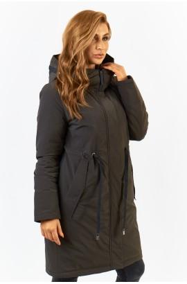 Куртка удлиненная Tongcoi 7178 (490) Хаки
