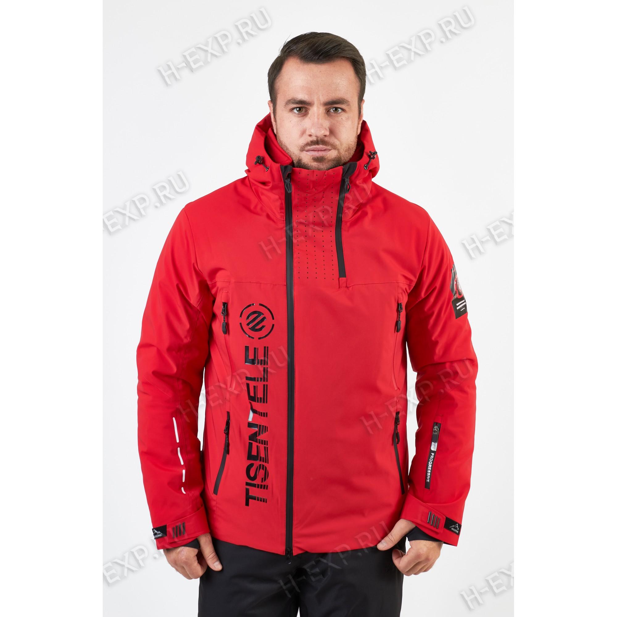 Куртка мужская WHS 510047 (R01) Красный