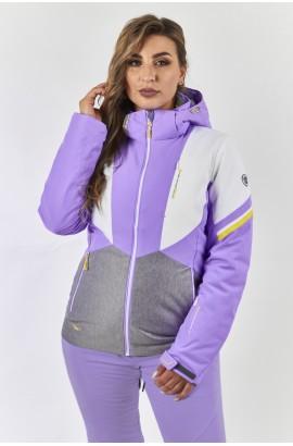 Куртка женская High Experience 11018 (4012) Лаванда