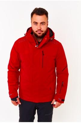Куртка мужская Tisent 511015 (R02) Красный