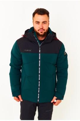Куртка мужская Tisent 711307 (G02) Изумруд