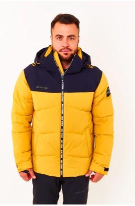 Куртка мужская Tisent 711307 (Y04) Горчица
