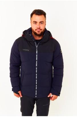 Куртка мужская Tisent 711307 (L03) Темно-синий