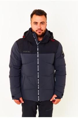 Куртка мужская Tisent 711307 (Н01) Серый
