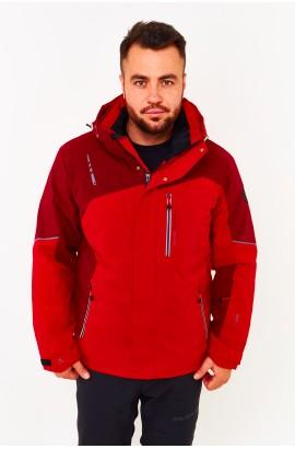 Куртка мужская Tisent 511003 (R2) Красный