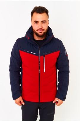 Куртка мужская Tisent 5110139 (R02) Красный