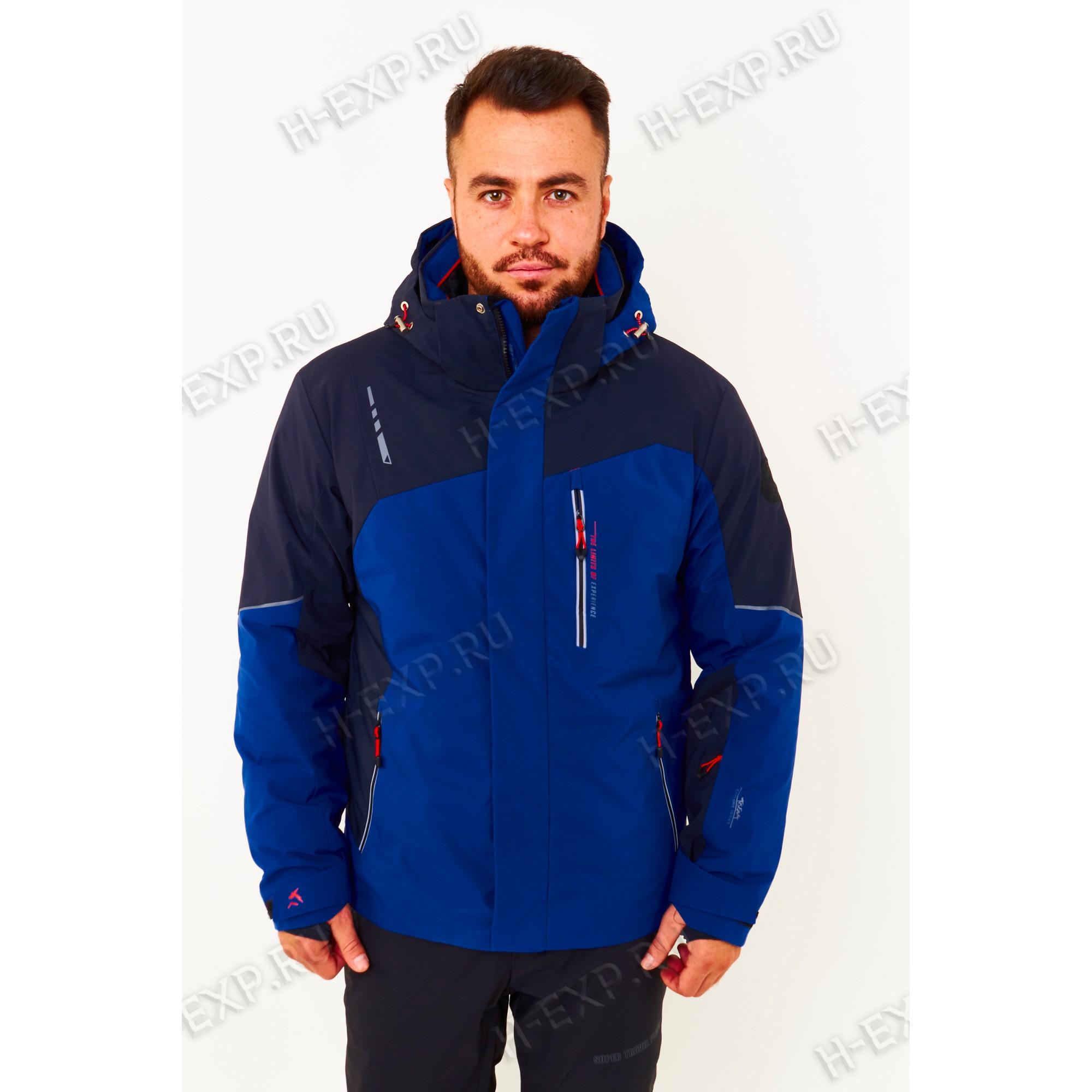 Куртка мужская Tisent 511003 (L14) Темно-синий