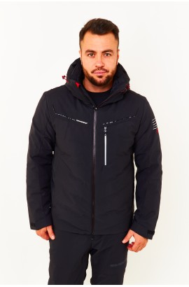 Куртка мужская Tisent 5110139 (В01) Черный