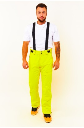 Штаны горнолыжные мужские Tisent 521203 (Y03) Желтый