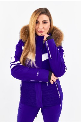 Куртка женская High Experience 11078 (1083) Фиолетовый