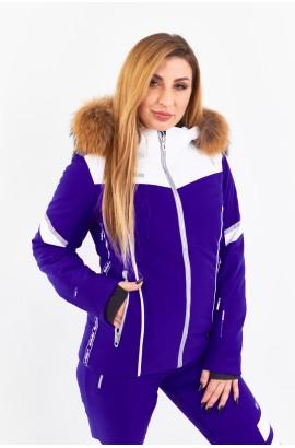 Куртка женская High Experience 11084 (1083) Фиолетовый