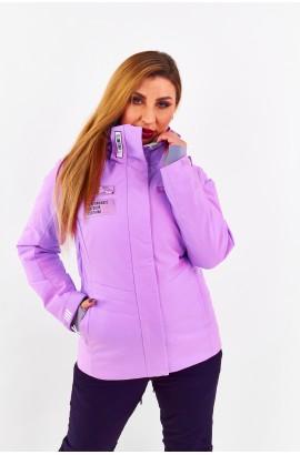 Куртка женская Tisent 5510110 (Z08) Сиреневый