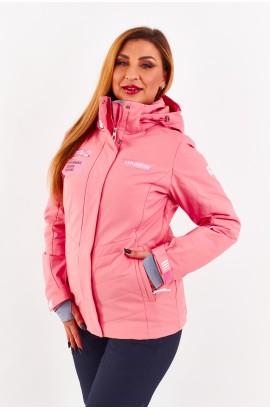 Куртка женская Tisent 5510110 (Р12) Розовый