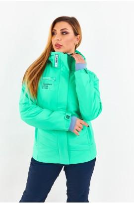 Куртка женская Tisent 5510110 (G17) Ментол